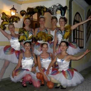 Die Zirkusprinzessin - Schlossfestspiele Langenlois